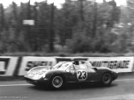 24 heures du Mans 1963 - Ferrari 250P #23 - Pilotes : John Surtees / Willy Mairesse - AbandonR