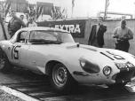 24 heures du Mans 1963 - Jaguar Type E Lightweight #15 - Pilotes : Briggs S. Cunningham / Bob Grossman - 9ème