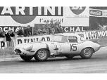 24 heures du Mans 1963 - Jaguar Type E Lightweight #15 - Pilotes : Briggs S. Cunningham / Bob Grossman - 9èmeF