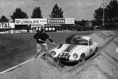 24 heures du Mans 1963 - Lotus Elite #39 - Pilotes : John Wagstaff / Pat Ferguson - 10ème