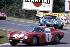 24 heures du Mans 1964 - Cobra-Daytona #5 - Pilotes : Dan Gurney / Bob Bondurant - 4ème