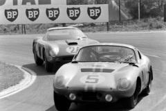 24 heures du Mans 1964 - Cobra-Daytona #5 - Pilotes : Dan Gurney / Bob Bondurant - 4ème24 heures du Mans 1964 - Cobra-Daytona #5 - Pilotes : Dan Gurney / Bob Bondurant - 4ème