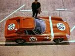 24 heures du Mans 1964 - Ferrari 250 GTO 64 #26 - Pilotes : Ed Hugus / José Rosinski - Abandon