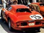 24 heures du Mans 1964 - Ferrari 250 LM #23 - Pilotes : Pierre Dumay / Gerhard Langlois von Ophem