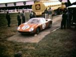 24 heures du Mans 1964 - Ferrari 250 LM #23 - Pilotes : Pierre Dumay / Gerhard Langlois von Ophem - 16ème