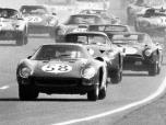24 heures du Mans 1964 - Ferrari 250 LM #58 - Pilotes : David Piper / Jochen Rindt - Abandon