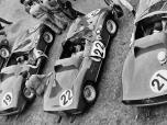 24 heures du Mans 1964 - Ferrari 275P #22 - Pilotes : Giancarlo Baghetti / Umberto Maglioli - Abandon