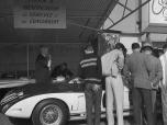 24 heures du Mans 1964 - Ford GT40 #10 - Pilotes : Phil Hill /Bruce McLaren - Abandon