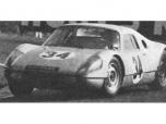 24 heures du Mans 1964 - Porsche 904 GTS #35 - Pilotes : Robert Buchet / Guy Ligier - 7ème5