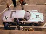24 heures du Mans 1964 - Porsche 904 GTS #35 - Pilotes : Robert Buchet / Guy Ligier - 7ème