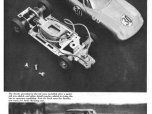 Test de la Ferrari 250 GTO 64 Monogram - Model Car and Track Septembre 1965