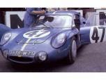 24 heures du Mans 1965 - Alpine M64 #47- Pilotes : Jean Vinatier / Roger de Lageneste - Abandon