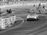 """24 heures du Mans 1965 - Ferrari 250LM#25 - Pilotes : Léon Dernier """"Eldé"""" / Gerhard Langlois van Ophen - Abandon"""