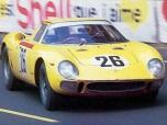 """24 heures du Mans 1965 - Ferrari 250LM#26 - Pilotes : Pierre Dumay / Gustave """"Taf"""" Gosselin - 2ème1"""