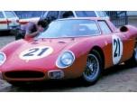 24 heures du Mans 1965 - Ferrari 250LM#21 - Pilotes : Johen Rindt / Masten Gregory - 1er