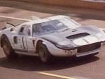 24 heures du Mans 1965 - Ford MkII #1 - Pilotes : Ken Miles / Bruce McLaren - Abandon3