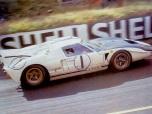 24 heures du Mans 1965 - Ford MkII #1 - Pilotes : Ken Miles / Bruce McLaren - Abandon