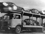 24 heures du Mans 1965 - Alfa Roméo TZ2 #41 - Pilotes : Roberto Bussinello / Jean Rolland - Abandon-5