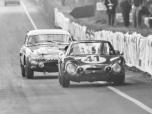 24 heures du Mans 1965 - Alfa Roméo TZ2 #41 - Pilotes : Roberto Bussinello / Jean Rolland - Abandon