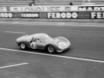 24 heures du Mans 1965 - Dino 166P#40 - Pilotes : Giancarlo Baghetti / Mario Casoni - Abandon