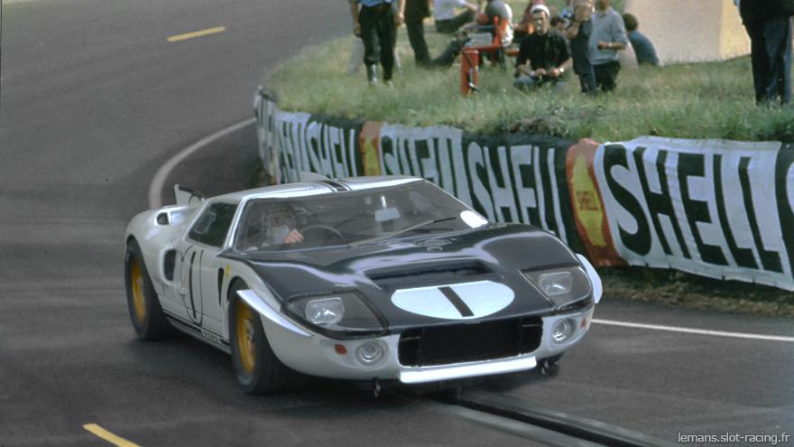 Ford MkII Le Mans Miniatures #1 - 24 heures du Mans 1965