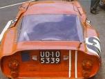 "24 heures du Mans 1965 - Alfa-Roméo TZ2 #42 - Pilotes : ""Geki"" Giacomo Russo / Carlo Zuccoli - Abandon"