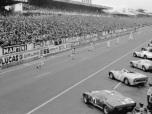 24 heures du Mans 1966 - Ford GT40 #14 - Pilotes : Peter Sutcliffe/ Dieter Spoerry - Abandon