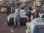 24 heures du Mans 1966 - Ford GT40 #63 - Pilotes : Richard Holquist / M.R.J. Wyllie - Non partante