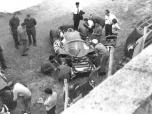 24 heures du Mans 1966 - Ferrari 330 P3 #21 - Lorenzo Bandini / Jean Guichet - Abandon