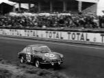 24 heures du Mans 1966 - Porsche 911 #35 - Pilotes : Jacques Dewes / Jean Kerguen - 14ème