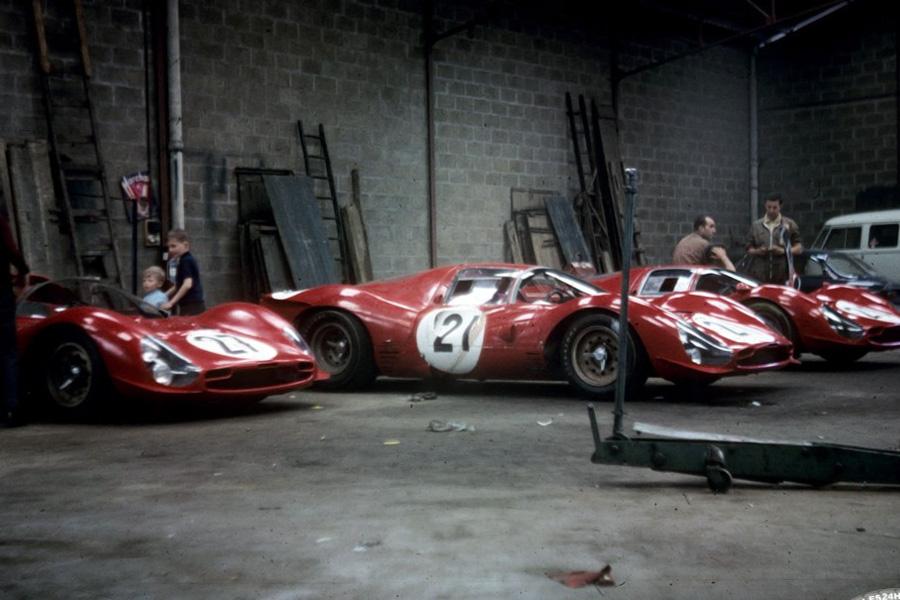 Ferrari 330 p3 racer 21 24 heures du mans 1966 for Catalogue ets leger le mans