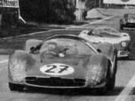 24 heures du Mans 1966 - Ferrari 330 P3 #27 - Pedro Rodriguez / Richie Ginther - Abandon