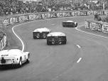 24 heures du Mans 1966 - Ford GT40 #15 - Pilotes : Guy Ligier / Bob Grossmann - Abandon