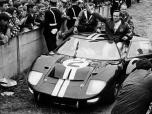 24 heures du Mans 1966 - Ford MkII #2 - Pilotes : Chris Amon / Bruce McLaren - 1er