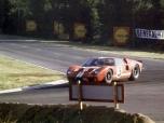 24 heures du Mans 1966 - Ford MkII #3 - Pilotes : Dan Gurney /Jerry Grant - Abandon
