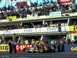24 heures du Mans 1966 - Ford MkII #4 - Pilotes : Mark Donohue / Paul Hawkins - Abandon