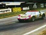 24 heures du Mans 1966 - Ford MkII #5 - Ronnie Bucknum /Richard 'Dick' Hutcherson - 3ème3