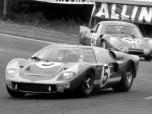 24 heures du Mans 1966 - Ford MkII #5 - Ronnie Bucknum /Richard 'Dick' Hutcherson - 3ème