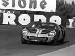 24 heures du Mans 1966 - Ford MkII #6 - Mario Andretti / Lucien Bianchi - Abandon7