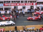 24 heures du Mans 1966 - Porsche Carrera 6 #30 - Jo Siffert / Colin Davis - 4ème