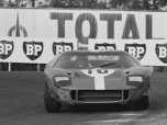 24 heures du Mans 1967 - Ford GT40 #18 - Pilotes : Umberto Maglioli / Mario Casoni - Abandon