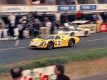 24 heures du Mans 1967 - Ford MkIV #2 - Pilotes : Bruce McLaren / Mark Donohue - 4ème