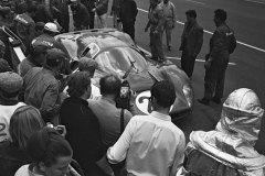 24 heures du Mans 1967 - Ferrari 330 P4 #21 - Pilotes : Ludovico Scarfiotti / Mike Parkes - 2ème