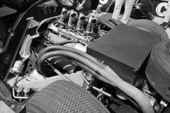 Lola T70 MkIII - Pilotes : Peter de Klerk / Chris Irwin - Abandon