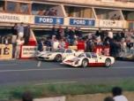 24 heures du Mans 1967 - Porsche 906 #37 - Pilotes : Vic Elford / Ben Pon - 7ème
