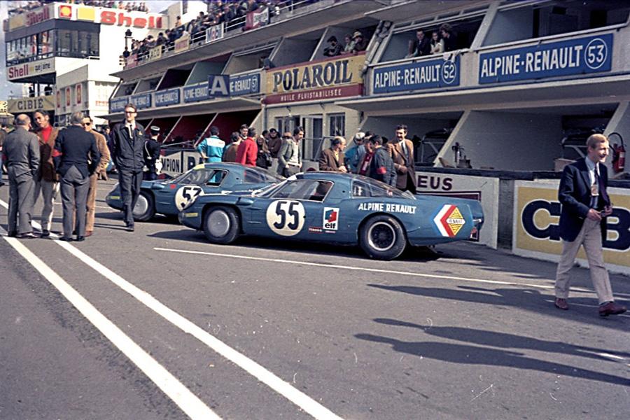Alpine a210 scalextric 55 24 heures du mans 1968 for Catalogue ets leger le mans