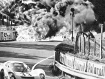 24 heures du Mans 1968 - Porsche 908 #33- Pilotes : Jochen Neerpasch / Rolf Stommelen - 3ème