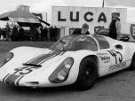 24 heures du Mans 1968 - Porsche 910 #45- Pilotes : André Wicky / Jean-Pierre Hanrioud - Abandon