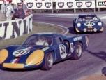 24 heures du Mans 1968 - Alpine A220 #30 - Pilotes : Jean Vinatier / André de Cortanze - 8ème6