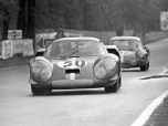 24 heures du Mans 1968 - Alpine A220 #30 - Pilotes : Jean Vinatier / André de Cortanze - 8ème
